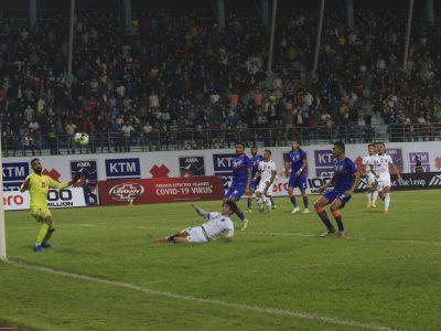 नेपाल भारतसँग २-१ गोल अन्तरले पराजित