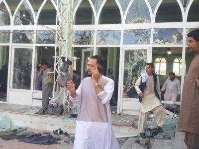 मस्जिदमा विस्फोट हुँदा अफगानिस्तानमा ४० जना मारिए