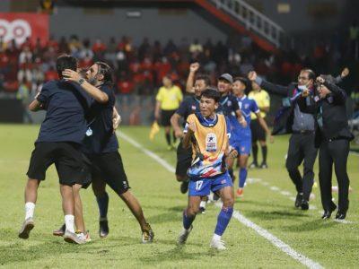 साफ च्याम्पियनसिपमा नेपालको विजयी सुरुवात, माल्दिभ्स १-० ले पराजित